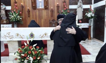 La Hna. Rosa María Mora, reelegida Presidenta federal de las Monjas Agustinas Recoletas de México