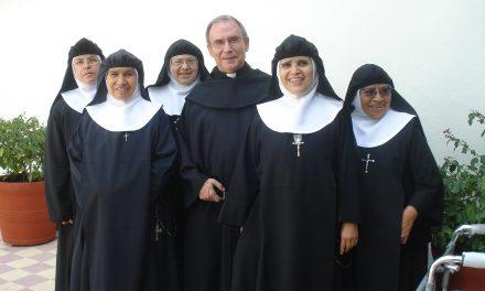 El Prior general acompañará a las Monjas Agustinas Recoletas de México en su asamblea