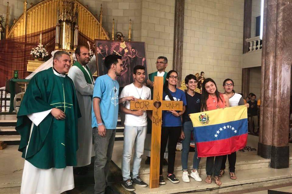 Esperanza y comunidad en el Encuentro de Jóvenes Agustinos Recoletos de Venezuela