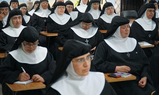 Comunión, oración, interioridad: los retos de las Monjas Agustinas Recoletas