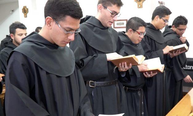 Un día en el noviciado de Agustinos Recoletos