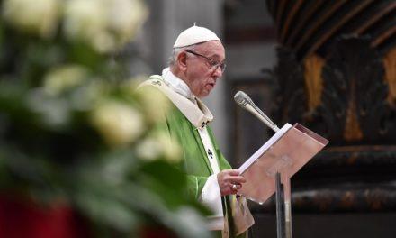 """El Papa Francisco, a los jóvenes: """"Vuestra vida es preciosa y necesaria para seguir adelante"""""""