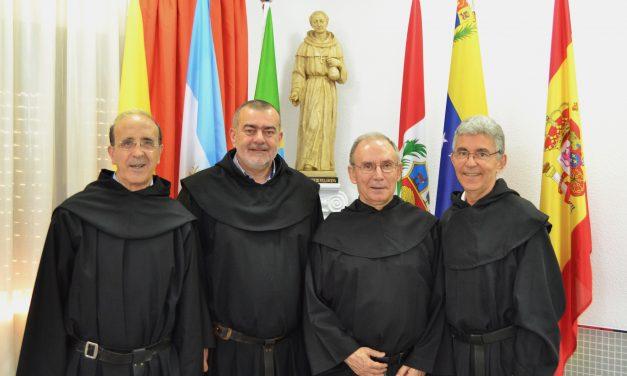 Las provincias Santo Tomás de Villanueva, San José y Santa Rita, unidas en una sola alma