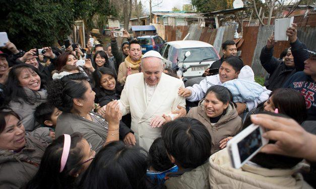 """""""Los pobres son los primeros capacitados para reconocer la presencia de Dios"""""""
