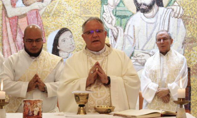 El Papa Francisco nombra al agustino recoleto Carlos Briseño obispo de Veracruz (México)