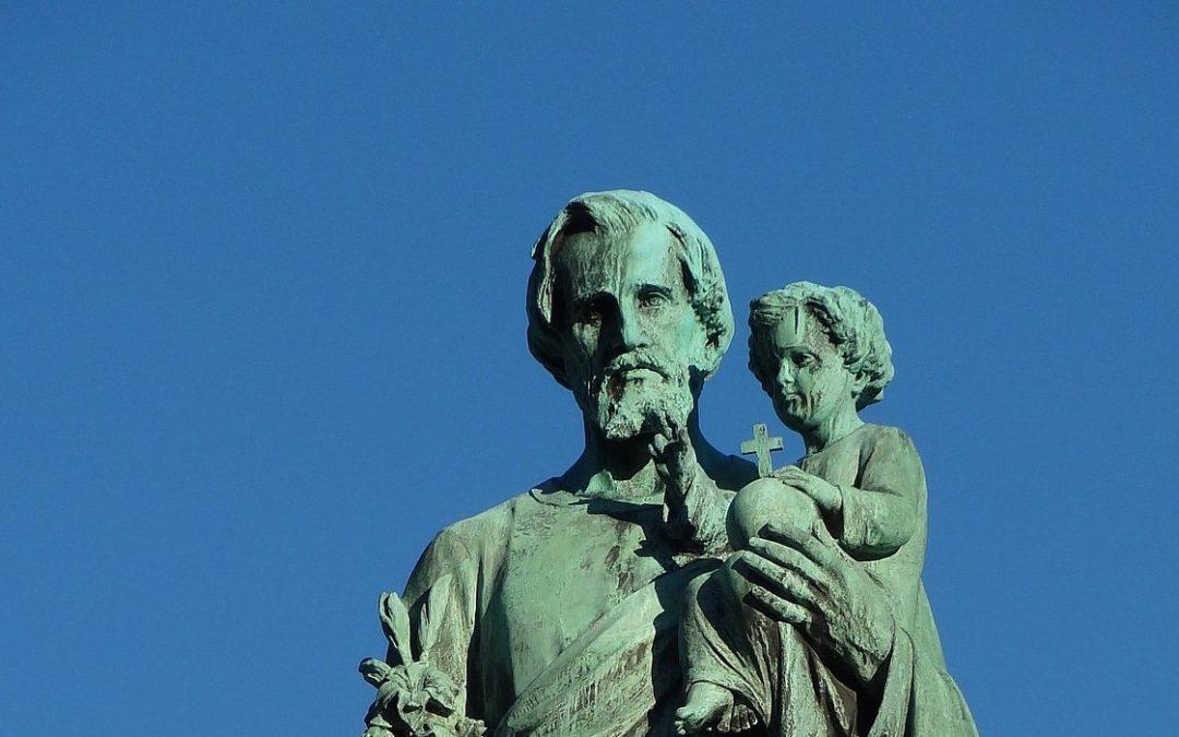 Las virtudes teologales en San José